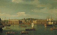 Canaletto - A View of Greenwich from the River.jpg