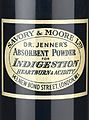 Canister of Dr Jenner's indigestion powder, by Savory and Mo Wellcome L0057859.jpg