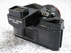 Canon F-1 with Speed Finder (4770943074).jpg