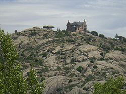 Palacio del canto del pico wikipedia la enciclopedia libre - Casa de franco torrelodones ...