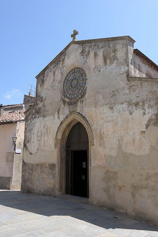 Capalbio, Chiesa di San Nicola