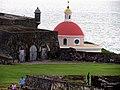 Capilla del Cementerio Santa Maria Magdalena de Pazzis - San Juan, Puerto Rico - panoramio.jpg