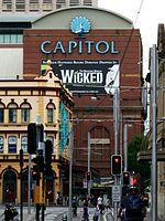 Capitol Theatre Sydney Wikipedia