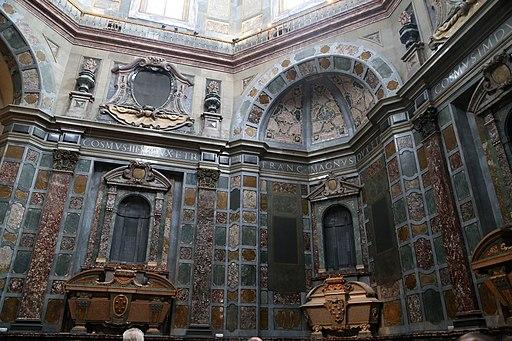 Cappella dei Principi Cappelle Medicee, Basilica di San Lorenzo, Firenze