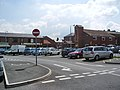 Car park on Old Courts Road - geograph.org.uk - 861612.jpg