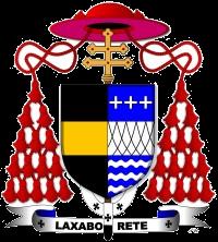Cardinal Frantisek Tomasek COA