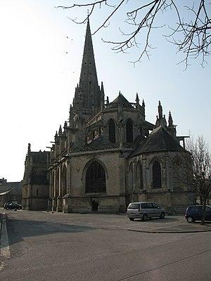 Carentan - Carentan church