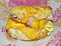 Carl's Jr Bacon Egg and Cheese Biscuit (28510626900).jpg