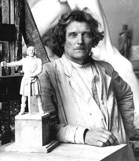 Carl Eldh Swedish sculptor