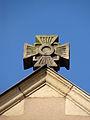 Carling détail de la croix sur l'église.jpg