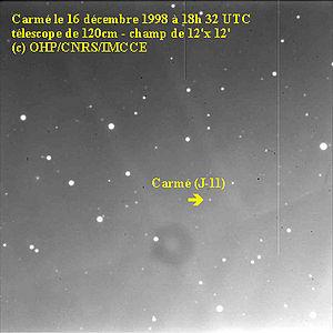 Carme (moon) - Image: Carmé