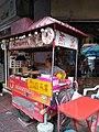 Cart selling bird's nest soup in Yaowarat.jpg