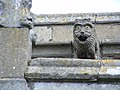 Carved Waterspout Gargoyle - geograph.org.uk - 1444733.jpg