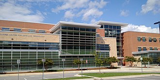 George Washington Carver Center for Arts and Technology - Image: Carver HS, Towson Md
