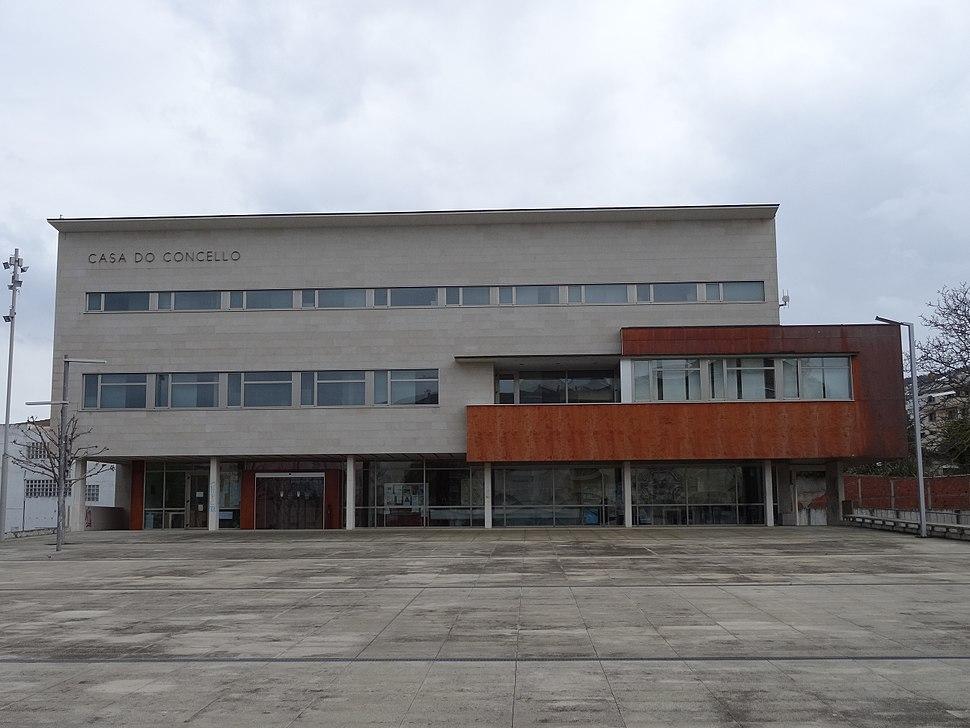 Casa concello Burela