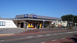 Castricum railway station