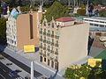 Catalunya en Miniatura-Casa Batlló i Casa Calvet.JPG