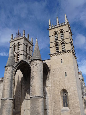 Roman Catholic Archdiocese of Montpellier - Montpellier Cathedral