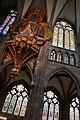 Cathédrale de Strasbourg Orgue Silbermann en nid d'hirondelle.jpg