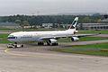 Cathay Pacific Airways Airbus A340-313 B-HXH (25409680505).jpg