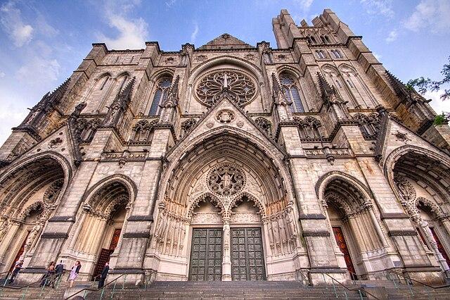 Cathédrale Saint-Jean le Divin de New York