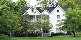 Caudel House on Blythe Branch, in Frenchburg, Kentucky.jpg