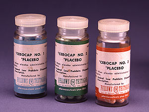 Placebo-controlled study - Prescription placebos used in research and practice.