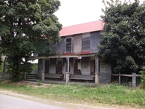 Cedar Gap, Missouri - Old building in Cedar Gap, Missouri