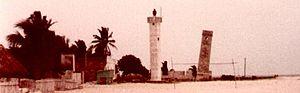 Celestún - Image: Celestun Lighthouses