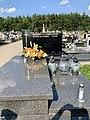 Cemetery in Przeginia, Poland, 2019, 02.jpg
