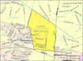 Census Bureau map of Eastampton Township, New Jersey.png