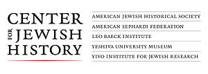 Center for Jewish History - Image: Center for Jewish History logo