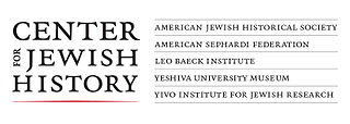 Center for Jewish History non-profit organisation in the USA