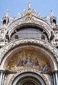Central mosaic, St. Mark's Basilica, Venice.JPG