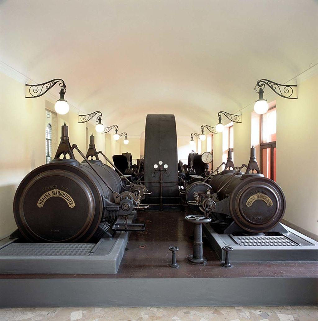 Centrale termoelettrica - Museo scienza tecnologia Milano 05093 01