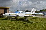 Cessna 421 (ID unknown) (39579091124).jpg