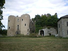 Ruins of the Chateau of Naucaze