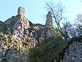 Château inférieur vu depuis N-D de Laval.JPG