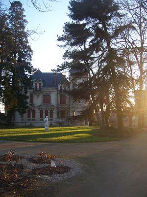 Chagny, Saône-et-Loire - Chateau Diot