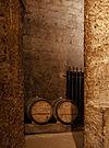 File:Chai de vieillissement - Saint Emilion - France - Château La Rose Brisson (13915534098).jpg