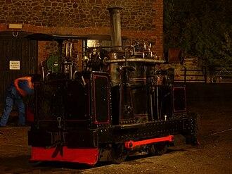 Leighton Buzzard Light Railway - Image: Chaloner