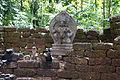 Changanassery Shala Ancient Temple Idol.JPG