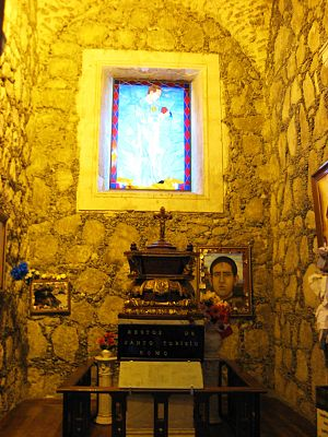 Saints of the Cristero War - Chapel of San Toribio Romo Gonzalez