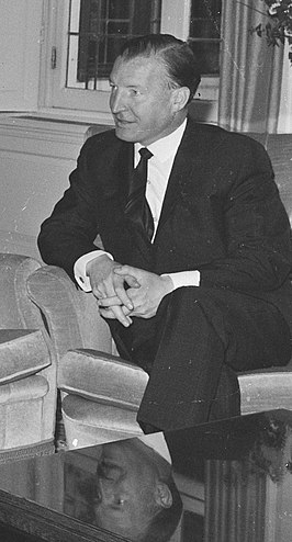 Charles James Haughey in 1967