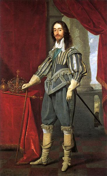 Fichier:Charles I by Daniel Mytens.jpg