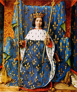 Charles VI of France 14th/15th-century French king