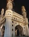 Charminar Hyderabad Telangana state.jpg