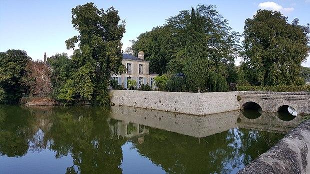 Monument historique à Onzain
