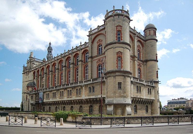 Fichier:Chateau de St Germain-en-laye.JPG