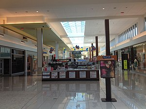 Cherry Hill Mall - Cherry Hill Mall from Macy's
